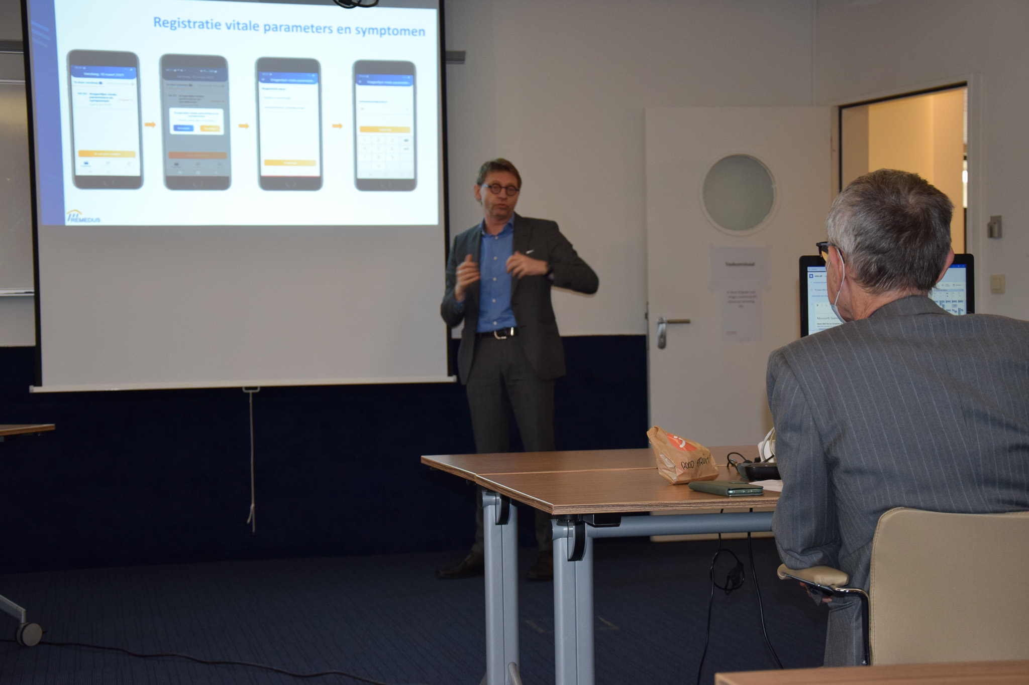 covid telemonitoring presentation