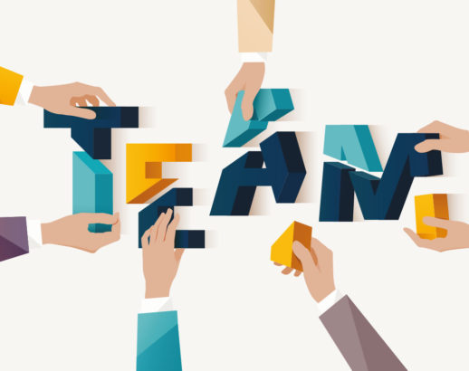Développement et travail d'équipe
