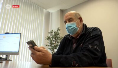Covid-19 patiënten vervroegd naar huis dankzij telemonitoring